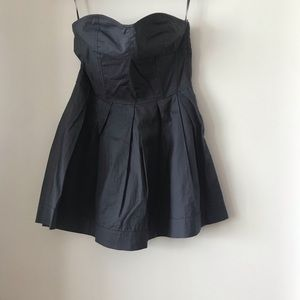 H&M Strapless Sweetheart Cocktail Dress